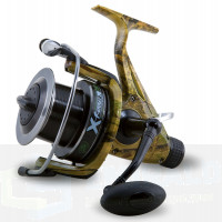 Катушка Lineaeffe Baitrunner TeamSpecialist X-Runner Camou 70