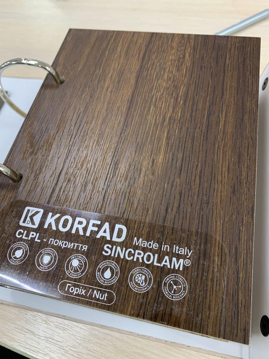 Межкомнатные двери Korfad фото 1