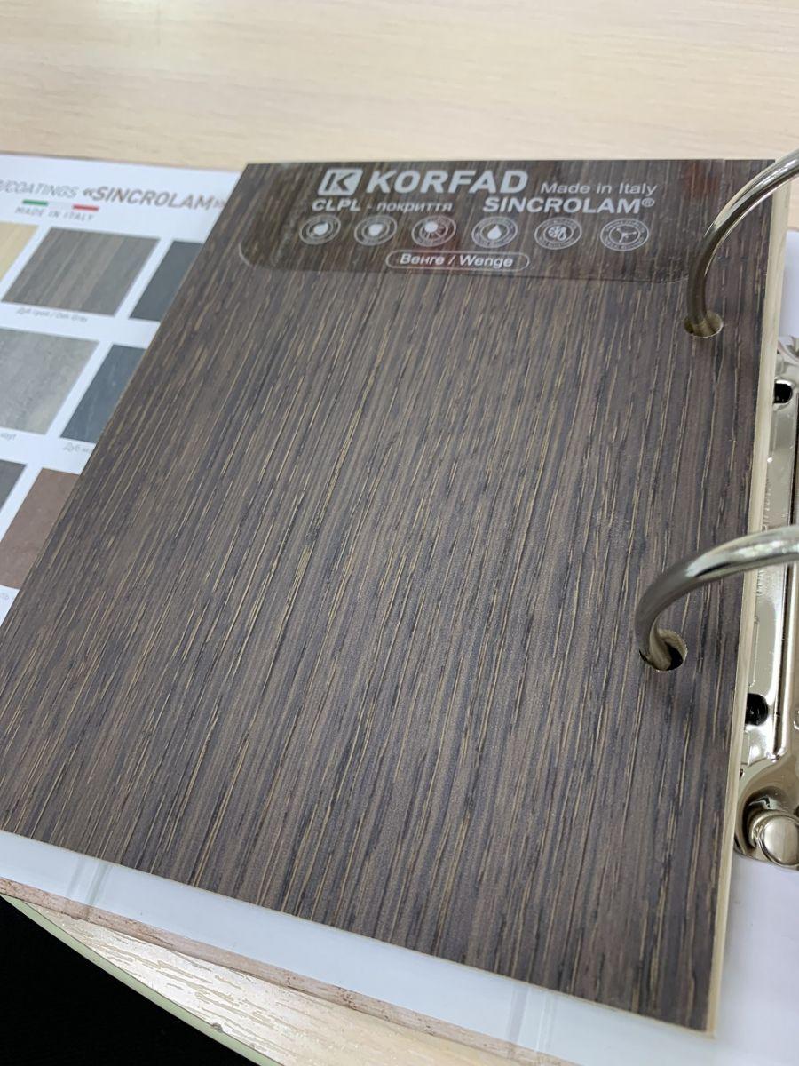 Межкомнатные двери Korfad фото 4
